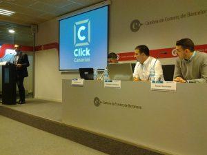 Presentación ClickCanarias_Albino Campo