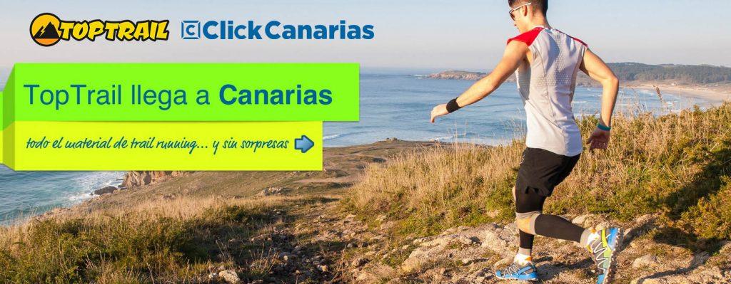 TopTrail y ClickCanarias