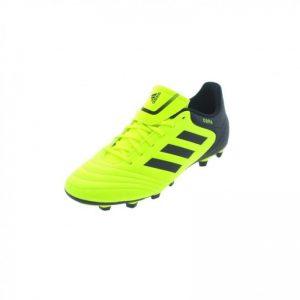 zapatillas fútbol adidas amarillo