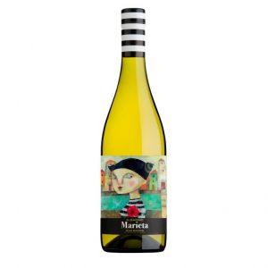 vino blanco 2018