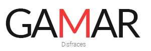 Logo Disfraces Gamar