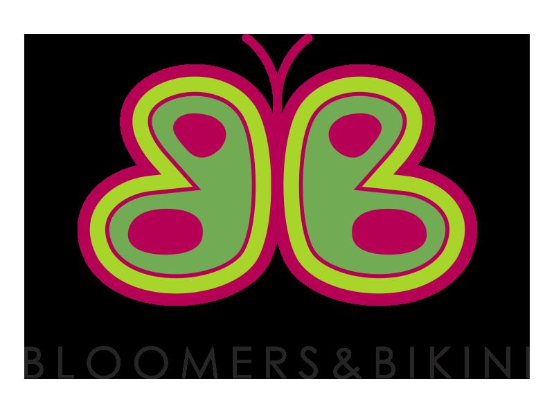 Logo Bloomers and Bikini