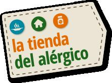 Logo La tienda del Alérgico