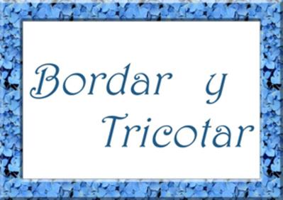 Logo Bordar y Tricotar