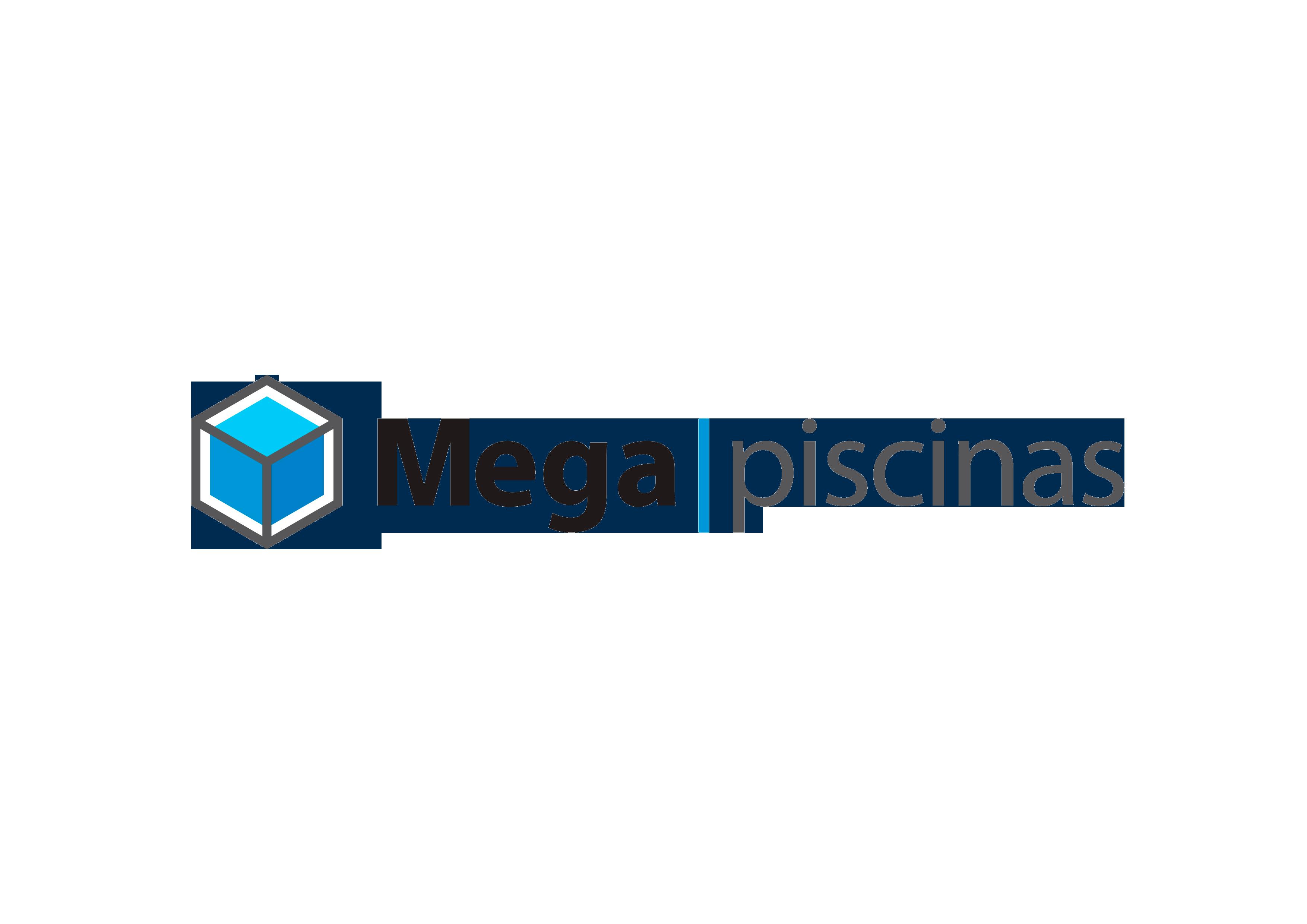 Logo MegaPiscinas