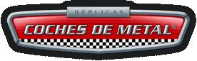 Logo Coches de Metal